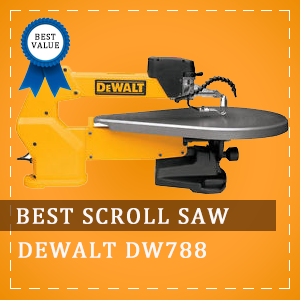 Dewalt scroll saw under 500