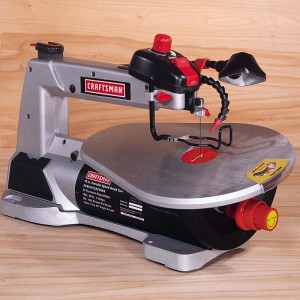 Craftsman 16″ Scroll Saw Review